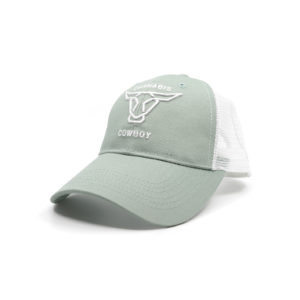 Mesh Back Golf Hat